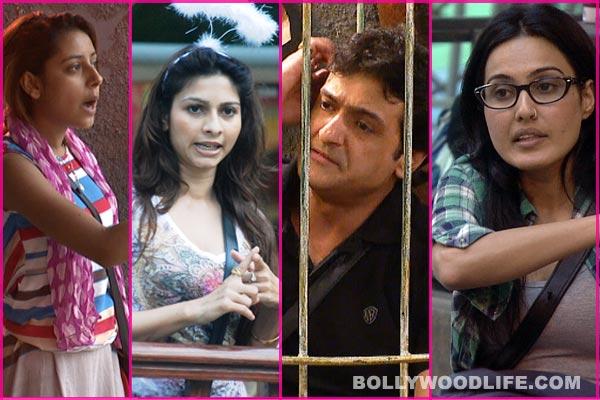 Bigg Boss 7: Is Tanishaa Mukherji creating a rift between Armaan Kohli, Pratyusha Banerjee and Kamya Punjabi?