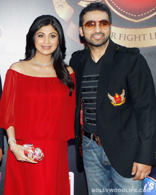 Shilpa Shetty compares hubby Raj Kundra to Shahrukh Khan from Dilwale Dulhania Le Jayenge!