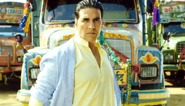 Boss movie review: Akshay Kumar entertains, Boss the film does not!
