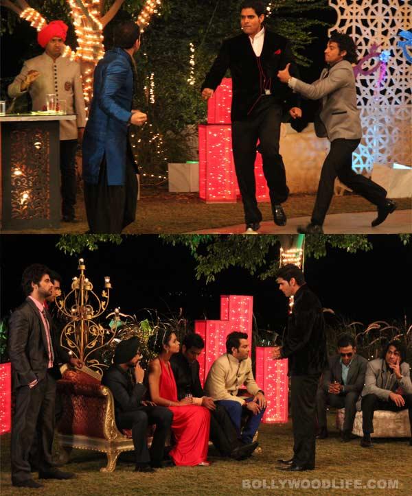 The Bachelorette India video: Mallika Sherawat eliminates three contestants!