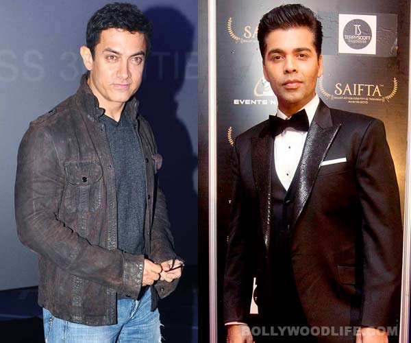 After Salman Khan, Aamir Khan to debut on Koffee with Karan 4?