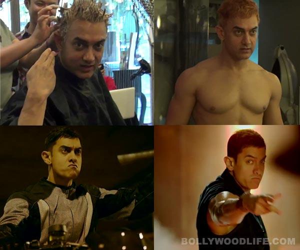 Do you like Aamir Khan's blond avatar?-Watch video!