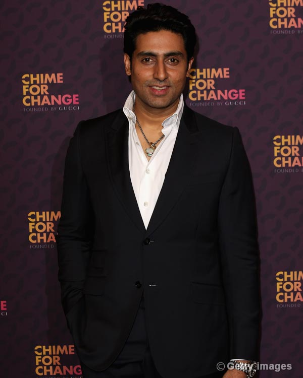 Is Abhishek Bachchan obsessed with 8 pack abs?