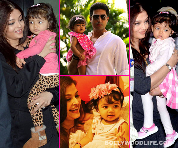 Aishwarya and Abhishek Bachchan's Beti B - Aaradhya Bachchan turns two!
