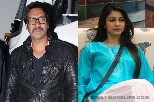 Bigg Boss 7: Has Ajay Devgn threatened the makers to get Tanishaa Mukherji out of the house?
