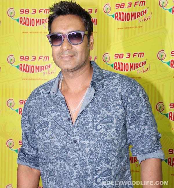 Ajay Devgn launches new production house for independent cinema