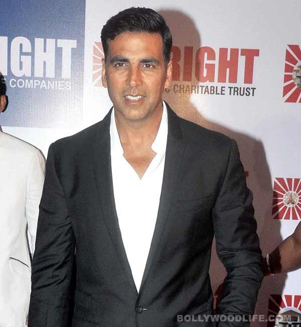 Does Akshay Kumar prefer Thailand over India for Bhaji in Problem?