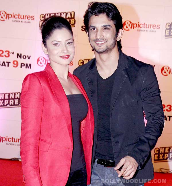 Sushant Singh Rajput to marry ladylove Ankita Lokhande and put to rest all rumours!