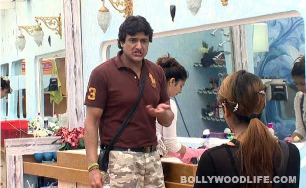 Bigg Boss 7 diaries day 61: Armaan Kohli loses his cool again!