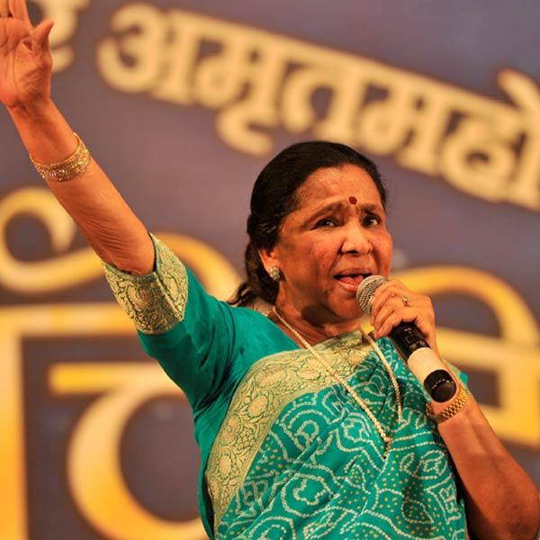Asha Bhosle: I am no longer in the rat race. I am getting fed up