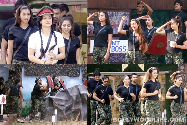 Bigg Boss 7: Will Tanishaa Mukherji and Gauahar Khan come together to fight the enemies of the house?