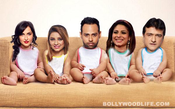 Bigg Boss 7: Armaan Kohli, Elli Avram, Tanishaa Mukherji - Meet the overgrown kids in the house!