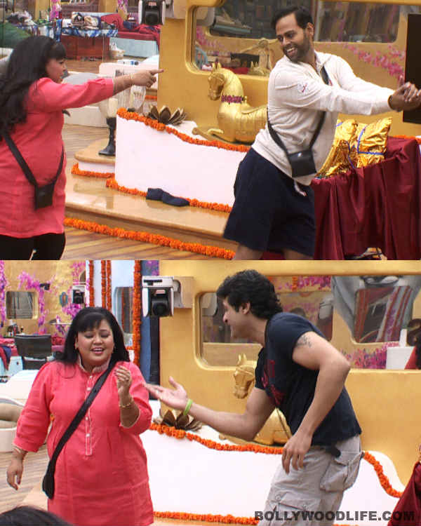 Bigg Boss 7: Bharti Singh tries to induce fun and happiness in the house this Diwali