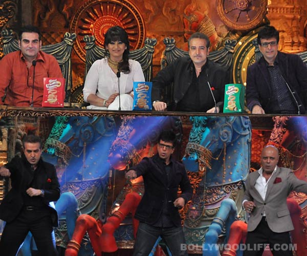 Boogie Woogie rocks the stage of Comedy Circus