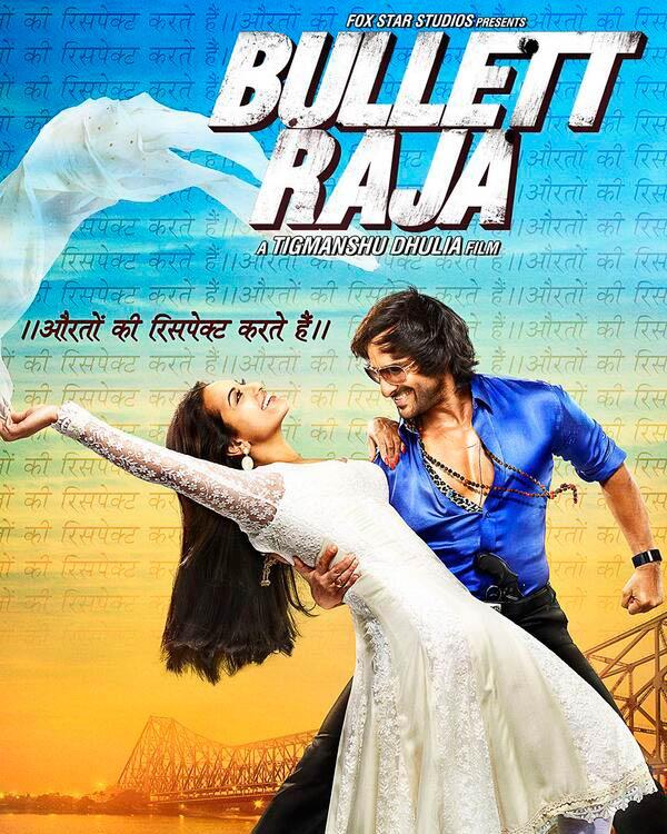 Bullett Raja movie review: Tigmanshu Dhulia hits the bull's-eye with guns and gore!