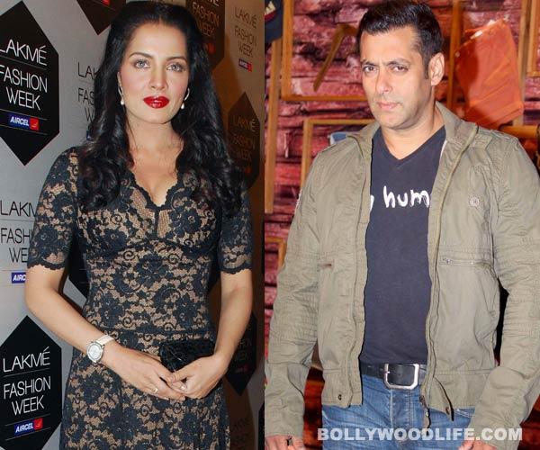 Bigg Boss 7: Why is Celina Jaitley upset with Salman Khan?