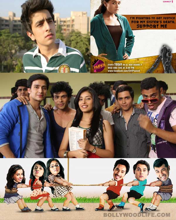 Sadda Haq, Paanch, It's Complicated: Channel V's new youth shows