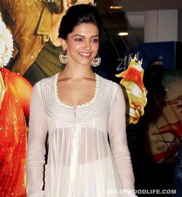 Who is Deepika Padukone's most blunt critic?