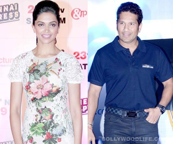 Will Deepika Padukone and Ranveer Singh watch Sachin Tendulkar's last test match together?
