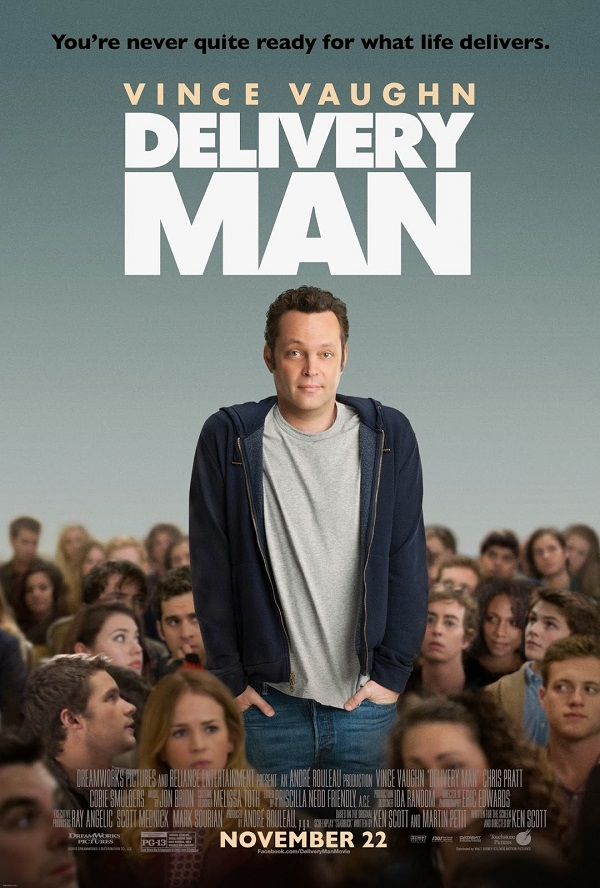 Delivery Man movie review: Formulaic, ordinary and ineffective