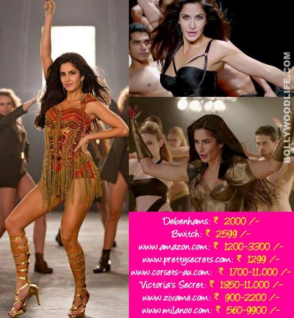 Want to be a seductress like Katrina Kaif in Dhoom:3?