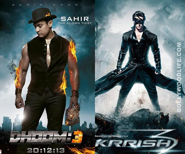 Will Aamir Khan's Dhoom:3 be the first film to make Rs 300 crore and break Krrish 3's box office record?