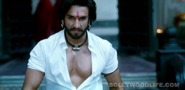 Has Ranveer Singh been asked to get rid of his Ram-Leela look?