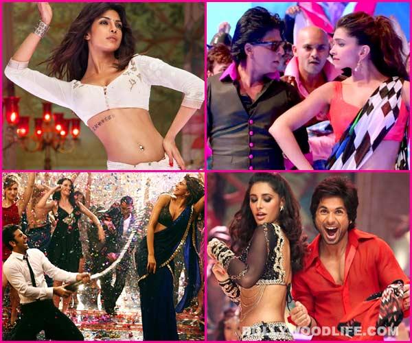 Diwali special: Shahrukh Khan, Priyanka Chopra, Deepika Padukone bring the best dance numbers for this festive season