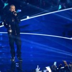 Eminem awarded Global Icon Award at MTV Europe Music Awards!
