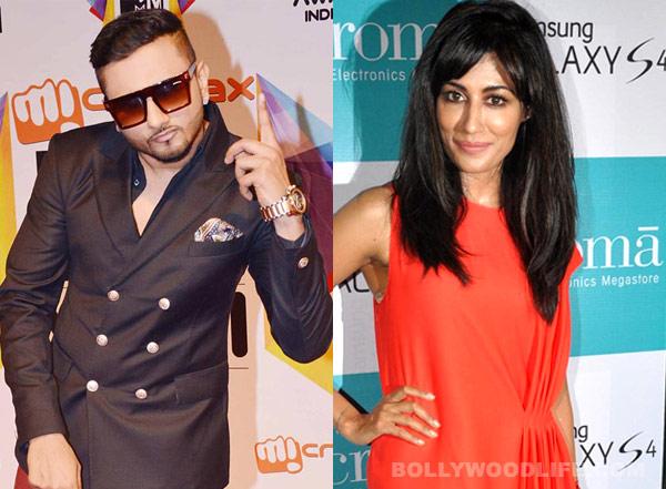 Is Honey Singh's latest single Blue Eyes inspired by Chitrangda Singh?