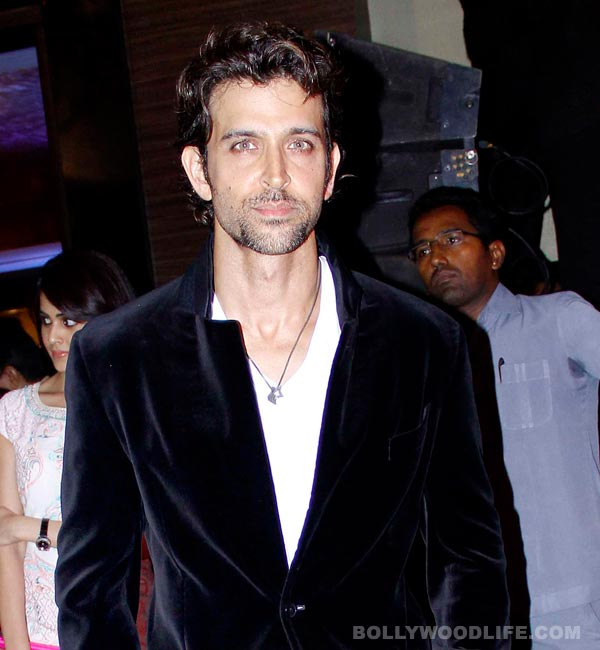 Hrithik Roshan: I wanted to play the role of Kaal in Krrish 3!
