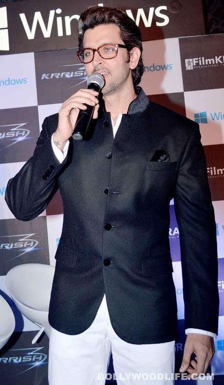 Krrish 3 success brings happy Diwali for Hrithik Roshan!