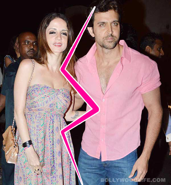 Tough times for Hrithik Roshan-Sussanne Roshan predicts tarot!