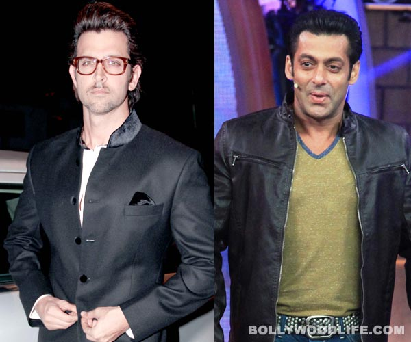 Is the Hrithik Roshan-Salman Khan battle still on?
