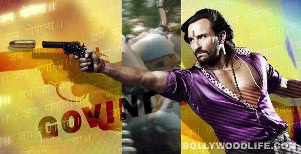 Bullett Raja song Jai Govinda Jai Gopala remix: Saif Ali Khan's peppy offering!
