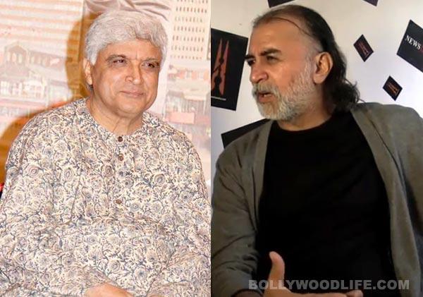 Is Javed Akhtar supporting Tarun Tejpal?