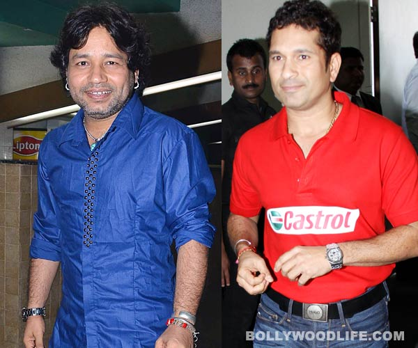 Kailash Kher wants Sachin Tendulkar to sing!