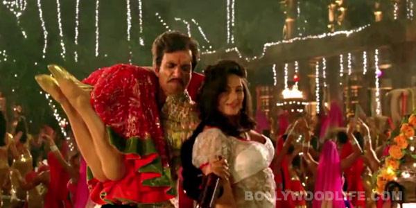 R…Rajkumar song Kaddu katega: Bizarre lyrics and outrageous dance moves complete this number!
