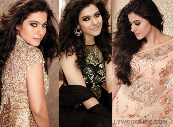 Is Kajol getting ready for a new film? View pics!