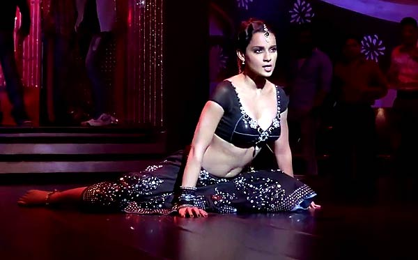Where will Kangna Ranaut find a knife to stab her heart?