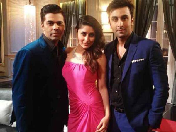 Will Kareena Kapoor Khan spill Ranbir Kapoor's secrets on Koffee with Karan?