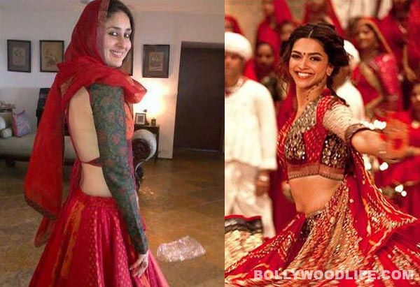 Was Deepika Padukone a better choice than Kareena Kapoor Khan as Leela in Ram-Leela?