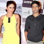 Kareena Kapoor Khan and Farhan Akhtar in Ashi Dua's new biopic?