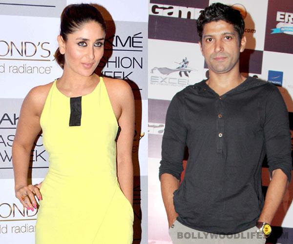 Kareena Kapoor Khan: Farhan Akhtar took my breath away in Bhaag Milkha Bhaag!