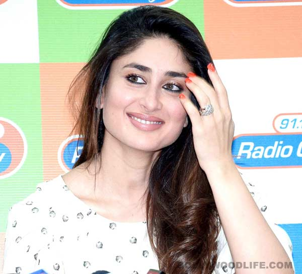 Kareena Kapoor Khan: Saif Ali Khan is very traditional!