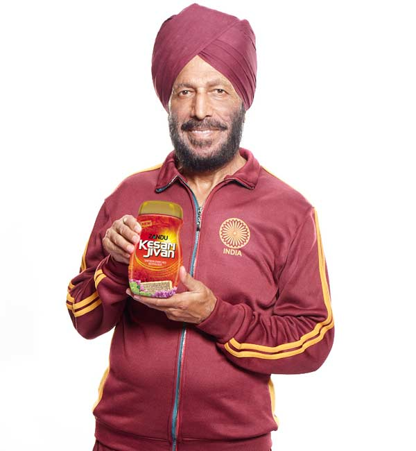 Milkha Singh to be the new brand ambassador for Emami