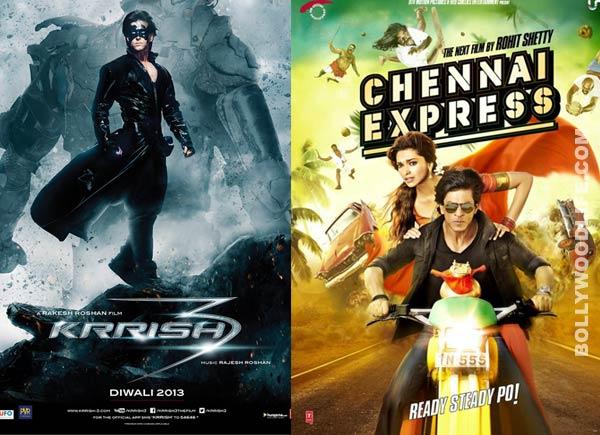 Krrish 3 box office collection: Hrithik Roshan's film beats five-day record of Shahrukh Khan's Chennai Express!