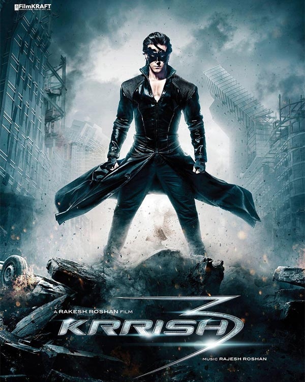What is Krrish 3's treat for kids on Children's Day?