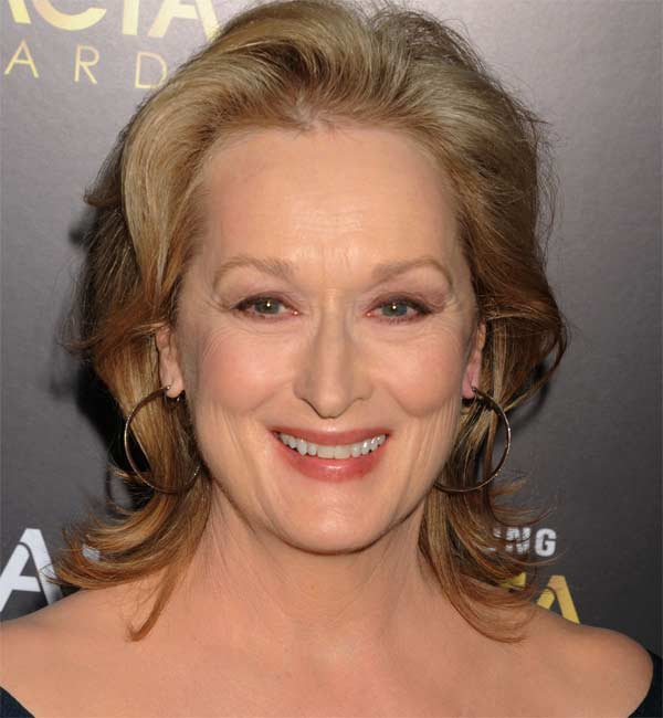 Will Meryl Streep play Susan Boyle in her biopic?