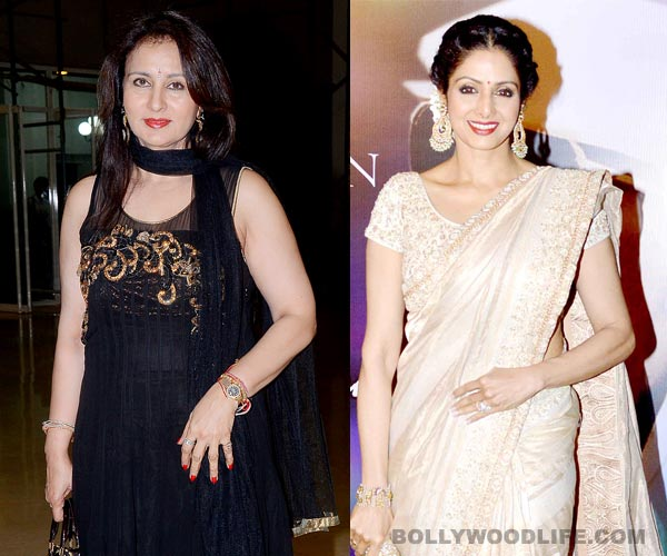 Will Poonam Dhillon step into Sridevi's shoes?